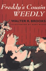 Freddy's Cousin Weedly - eBook