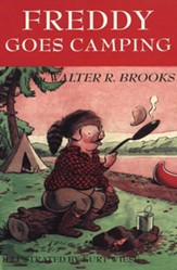 Freddy Goes Camping - eBook