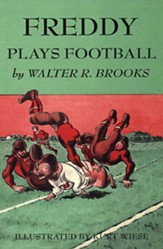 Freddy Plays Football - eBook