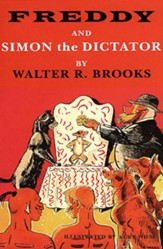 Freddy and Simon the Dictator - eBook