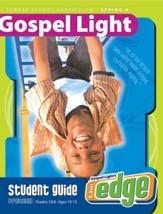 Gospel Light: Preteen Student Guide, Spring 2020 Year A