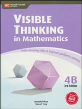 Visible Thinking in Mathematics 4B  (3rd Edition)