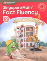 Singapore Math Fact Fluency Grade 2