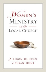 Women's Ministry in the Local Church - eBook