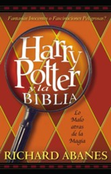 Harry Potter y la Biblia, Harry Potter and the Bible