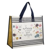 Morning By Morning, Tote Bag