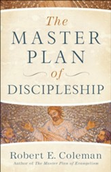 The Master Plan of Discipleship, repackaged ed.