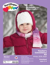HeartShaper: Preschool Teacher's Convenience Kit, Winter 2019-20