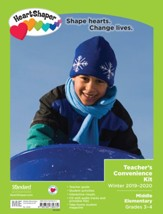 HeartShaper: Middle Elementary Teacher's Convenience Kit, Winter 2019-20
