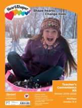 HeartShaper: PreTeen Teacher's Convenience Kit, Winter 2019-20