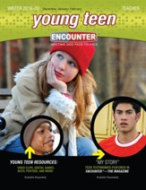 Encounter: Young Teen Teacher, Winter 2019-20