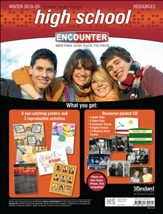 Encounter: High School Resources, Winter 2019-20