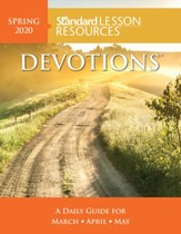 Standard Lesson Resources: Devotions ® Pocket Edition, Spring 2020