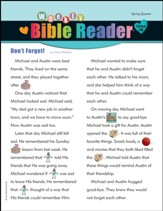 HeartShaper: Early Elementary Weekly Bible Reader ® (pkg. of 5), Spring 2020