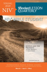Standard Lesson Quarterly: NIV ® Bible Student, Spring 2020