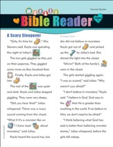 HeartShaper: Early Elementary Weekly Bible Reader (pkg. of 5), Summer 2020