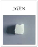 The Gospel of John: The Story of Jesus, with Visual Imagery and Thoughtful Design, NLT