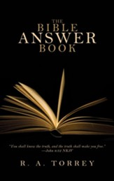 The Bible Answer Book - eBook