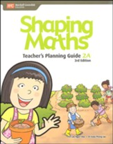 Shaping Maths Teacher's Planning  Guide 2A (3rd Edition)