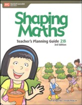 Shaping Maths Teacher's Planning Guide 2B (3rd Edition)