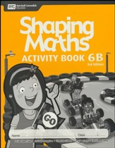 Shaping Maths Activity Book 6B (3rd  Edition)