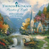 2019 Painter of Light Mini Wall Calendar