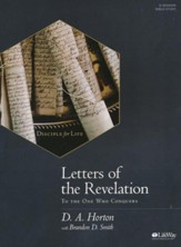 Letters of the Revelation, Bible Study Book
