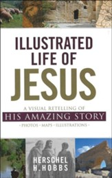 The Illustrated Life of Jesus - Slightly Imperfect
