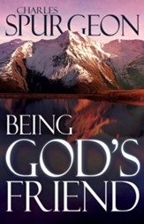 Being God's Friend - eBook