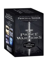 The Price Warriors-Boxed Set of 4 Softovers
