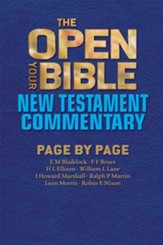 The Open Your Bible New Testament Commentary - eBook