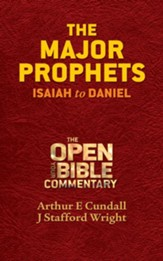 The Major Prophets: Isaiah to Daniel - eBook