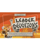 Buzz: Grades 3 & 4 Conquest Buzz Leader Devotions, Fall 2018