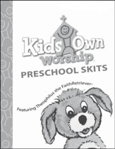 KidsOwn Worship Preschool Skit Book, Winter 2018-19