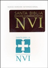 NVI Santa Biblia Edicion Conmemorativa (Holy Bible Commemorative Edition)