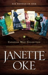 Canadian West Collection: Six Novels in One - eBook