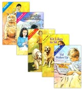 Christian Liberty Preschool Readers, 5 Books, Preschool