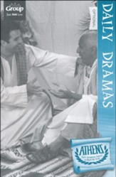 Athens: Daily Dramas Booklet