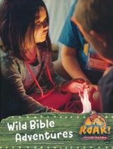 Roar: Wild Bible Adventures Leader Manual