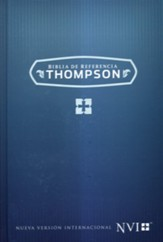 Biblia de Referencia Thompson NVI, Enc. Dura  (NVI Thompson Chain Reference Bible, Hardcover)