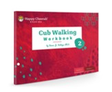 Cub Walking: Workbook 2 (Happy  Cheetah Reading Grade 1 Program)