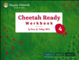 Cheetah Ready: Workbook 4 (Happy Cheetah Grade 2 Program)