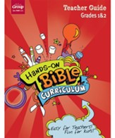 Hands-On Bible Curriculum: Grades 1 & 2 Teacher Guide, Winter 2019-20