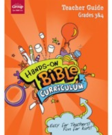 Hands-On Bible Curriculum: Grades 3 & 4 Teacher Guide, Winter 2019-20