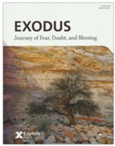 Explore the Bible: Exodus Bible Study Book