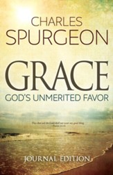 Grace: God's Unmerited Favor - eBook