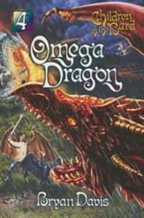 Omega Dragon - unabridged audiobook edition on CD