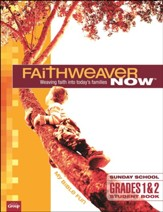 FaithWeaver NOW: Grades 1 & 2 My Bible Fun Student Book, Winter 20-21