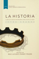 La Historia, NVI (The Story Bible, NIV)