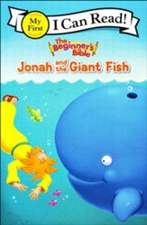 The Beginner's Bible: Jonah and the Giant Fish